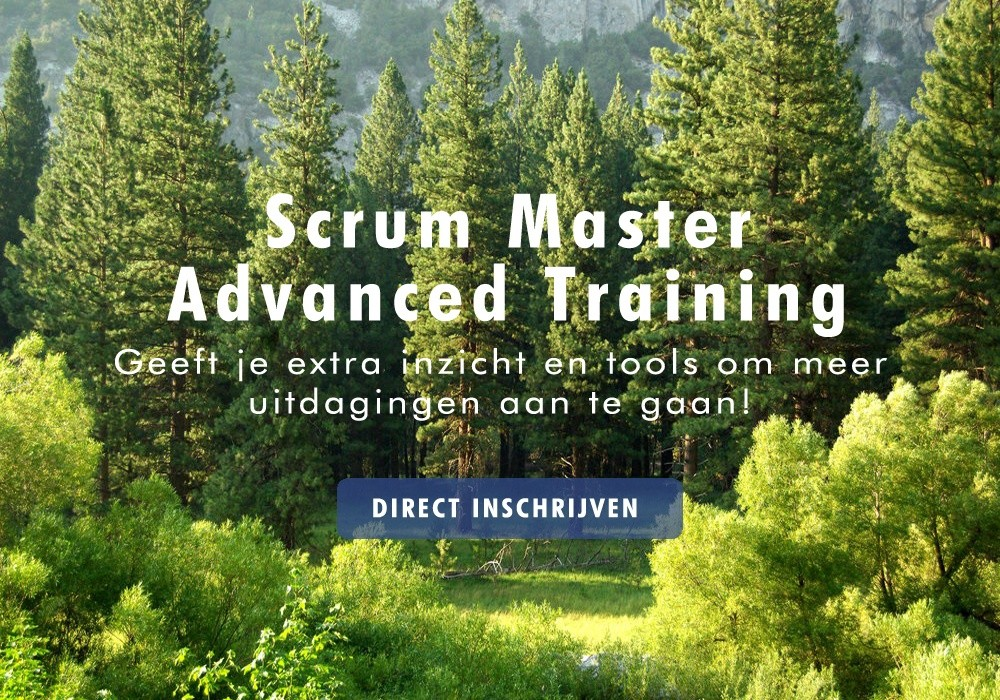 scrum master advanced