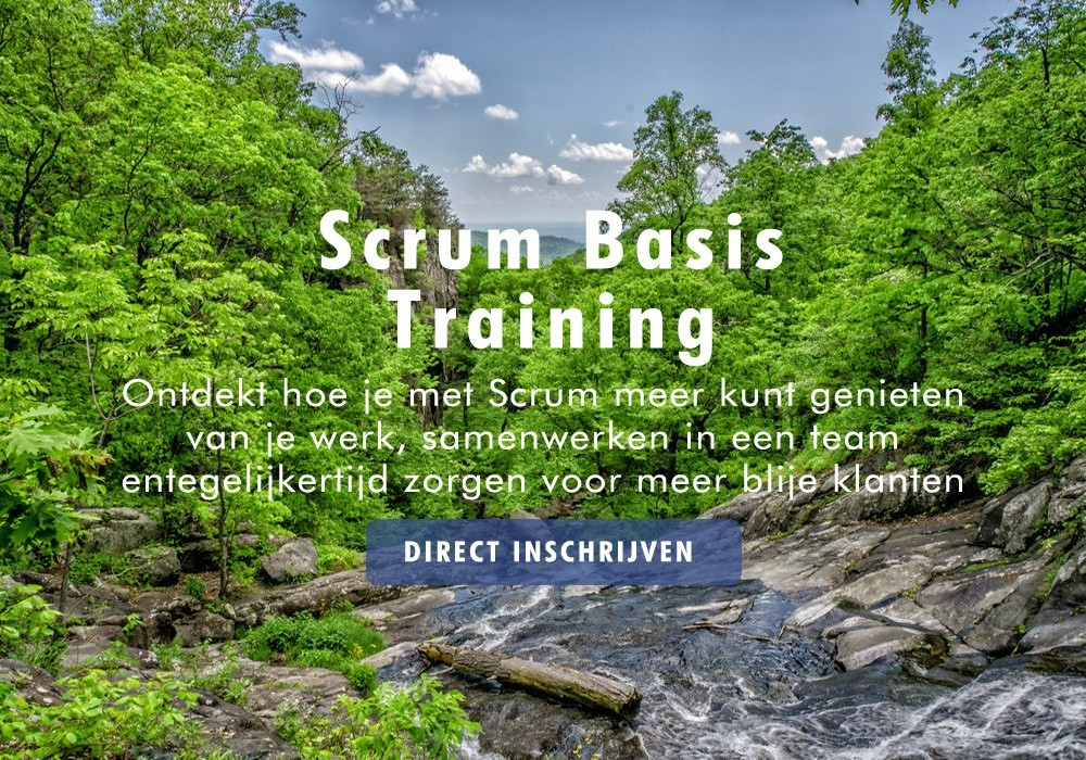 Scrum Basis training