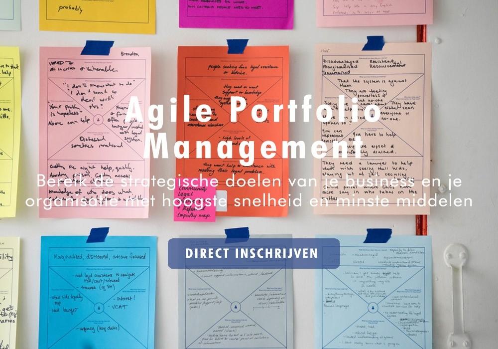 agile portfolio managrment