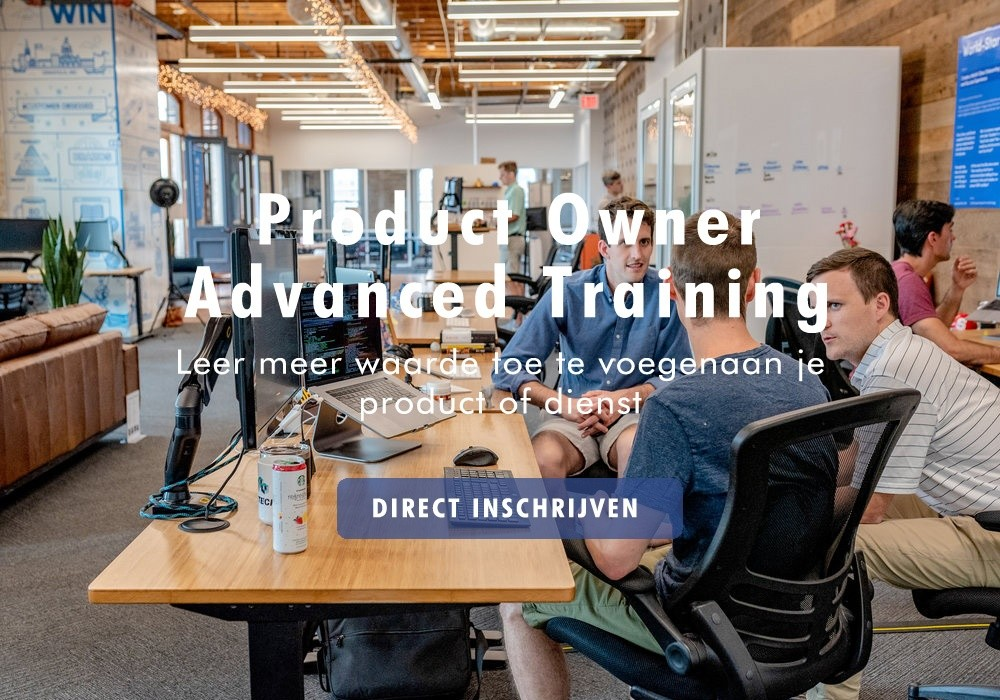 product owner advanced training