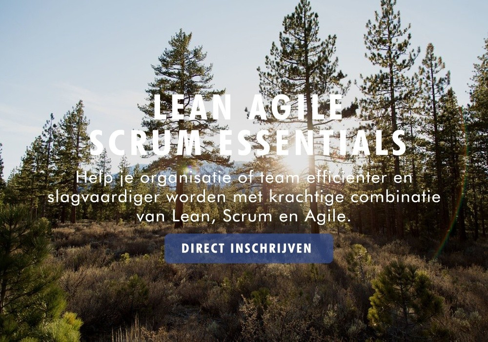 lean agile scrum training